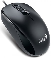 Мышь Genius DX-110 Black PS/2