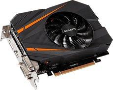 Видеокарта nVidia GeForce GTX1070 Gigabyte PCI-E 8192Mb (GV-N1070IXOC-8GD)