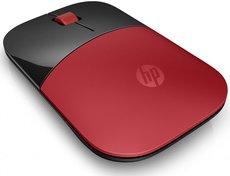 Мышь HP Z3700 Wireless Mouse Red (V0L82AA)