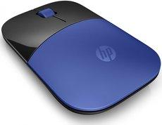 Мышь HP Z3700 Wireless Mouse Blue (V0L81AA)