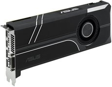 Видеокарта nVidia GeForce GTX1060 ASUS PCI-E 6144Mb (TURBO-GTX1060-6G)