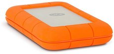 Внешний жесткий диск 2Tb LaCie Rugged V2 (STEV2000400)