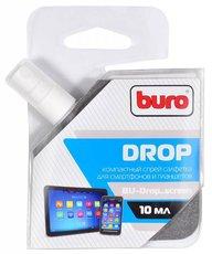 Buro BU-DROP_SCREEN спрей для чистки мобильных устройств, 10мл