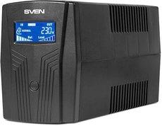 ИБП (UPS) Sven Pro 650 LCD