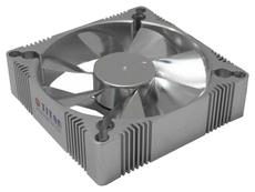 Вентилятор для корпуса Titan TFD-A9225L12Z(RB)