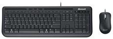 Клавиатура + мышь Microsoft Wired Desktop 600 USB (3J2-00015)