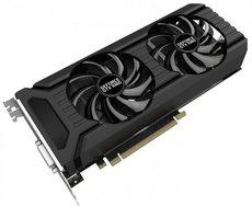Видеокарта nVidia GeForce GTX1060 Palit Dual PCI-E 3072Mb (NE51060015F9-1061D)