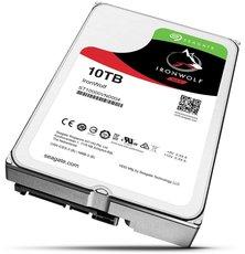 Жесткий диск 10Tb SATA-III Seagate IronWolf (ST10000VN0004)