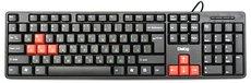 Клавиатура Dialog KS-030U Black/Red