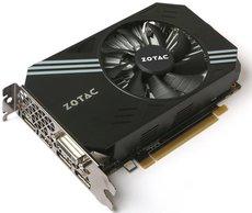 Видеокарта nVidia GeForce GTX1060 Zotac PCI-E 3072Mb (ZT-P10610A-10L)