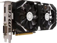 Видеокарта nVidia GeForce GTX1060 MSI PCI-E 3072Mb (GTX 1060 3GT OC)