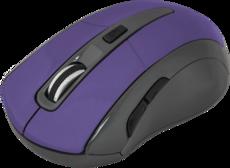 Мышь Defender Accura MM-965 Violet
