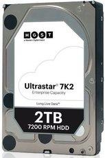 Жесткий диск 2Tb SATA-III HGST (Hitachi) Ultrastar 7K2 (1W10002)