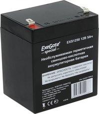 Аккумуляторная батарея Exegate EXS1250 12V5Ah F1