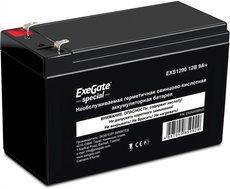 Аккумуляторная батарея Exegate EXS1290 12V9Ah F2