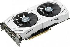 Видеокарта nVidia GeForce GTX1060 ASUS PCI-E 3072Mb (DUAL-GTX1060-3G)