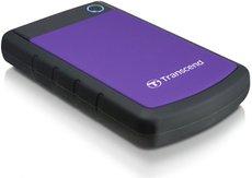 Внешний жесткий диск 4Tb Transcend StoreJet 25H3 (TS4TSJ25H3P)
