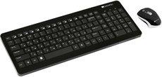 Клавиатура + мышь Canyon CNS-HSETW3 Black