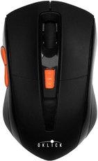 Мышь Oklick 585MW Black