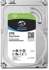 Жесткий диск 2Tb SATA-III Seagate SkyHawk (ST2000VX008)