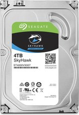 Жесткий диск 4Tb SATA-III Seagate SkyHawk (ST4000VX007)