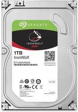 Жесткий диск 1Tb SATA-III Seagate Ironwolf (ST1000VN002)