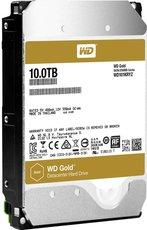 Жесткий диск 10Tb SATA-III Western Digital Gold (WD101KRYZ)