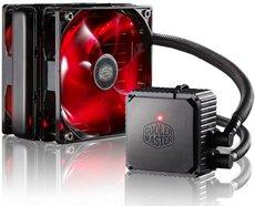 Система водного охлаждения Cooler Master Seidon 120V V3 Plus (RL-S12V-22PR-R1)