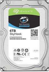 Жесткий диск 6Tb SATA-III Seagate SkyHawk Surveillance (ST6000VX0023)