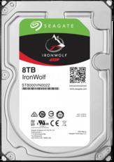 Жесткий диск 8Tb SATA-III Seagate IronWolf (ST8000VN0022)