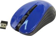 Мышь Oklick 545MW Black/Blue