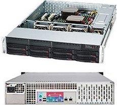 Серверный корпус SuperMicro CSE-825TQC-600LPB