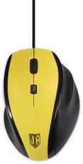 Мышь Jet.A OM-U59 Yellow