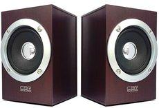 Колонки CBR CMS-650 Wooden