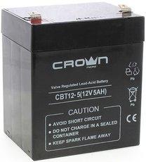 Аккумуляторная батарея Crown CBT-12-5