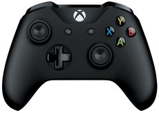 Геймпад Microsoft Xbox One Wireless Controller Black (6CL-00002)