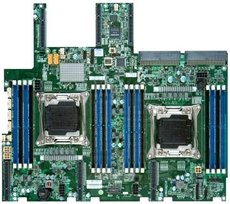 Серверная плата SuperMicro X10DGQ-O-P