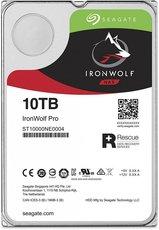 Жесткий диск 10Tb SATA-III Seagate IronWolf Pro (ST10000NE0004)