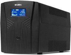 ИБП (UPS) Sven Pro 1500 LCD