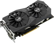 Видеокарта nVidia GeForce GTX1050 ASUS ROG PCI-E 2048Mb (STRIX-GTX1050-O2G-GAMING)