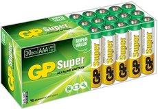 Батарейка GP 24A Super Alkaline (AAA, 30 шт)