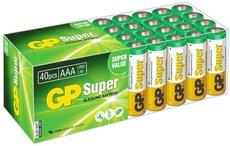 Батарейка GP 24A Super Alkaline (AAA, 40 шт)