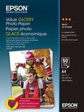 Бумага Epson Value Glossy Photo Paper (C13S400036)