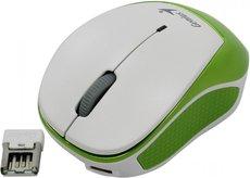 Мышь Genius Micro Traveler 9000R V3 White/Green