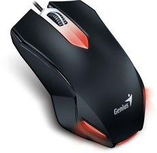 Мышь Genius X-G200 Black