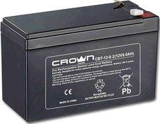 Аккумуляторная батарея Crown CBT-12-9.2 12V/9.2Ah