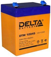 Аккумуляторная батарея Delta DTM 12045