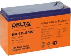 Аккумуляторная батарея Delta HR 12-34W