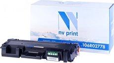 Картридж NV Print 106R02778 Black