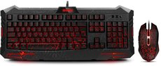 Клавиатура+мышь Sven GS-9400 Black